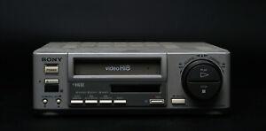 Sony EVO-550H video Hi8 8mm video8 videorecorder