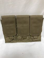 Eagle Industries Coyote Triple Double Carbine Magazine Pouch FSBE DEVGRU USMC