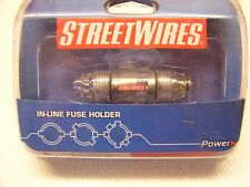 Audio Amplifiers Accessories Fuse Holder StreetWires FHXU8 AGU Fuse Type 8 AWG
