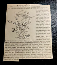 1893 Aultman & Taylor Machinery Co. Farm Advertising Chicago Threshing Machinery