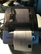 Brother QL-500 P Touch Thermal Label Printer W/ Power & USB Cables - USED-TESTED