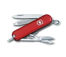 0.6225 VICTORINOX SWISS ARMY POCKET KNIFE SIGNATURE RED z