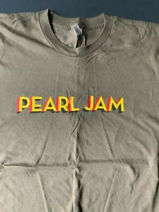 Pearl Jam 2016 North American Tour T-Shirt (XL)