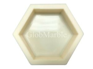 Paving Concrete Mold PS 8048/1R, Stepping Stone, Pavement Stone, Rubber Mold