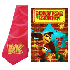 Donkey Kong Country: He Came, He Saw, He Kong-quered DVD Bundle w/ DK Tie 2 item