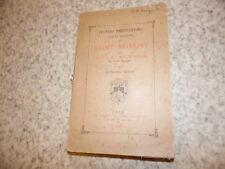 1889.Petites méditations pour récitation Saint Rosaire.Monsabré