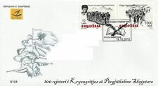 Albania 2012. Anniversary of the Albanian General Insurrection. FDC MNH