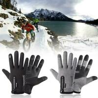 Windproof Winter Thermal Ski Gloves Screen Warm Waterproof Outdoor Sp N4X5