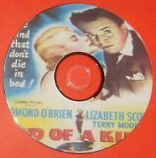 FILM NOIR 280: TWO OF A KIND (1951) Henry Levin Edmond O'Brien, Lizabeth Scott