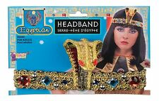 Female Egyptian Headpiece Headband Cleopatra Queen of the Nile Aphrodite