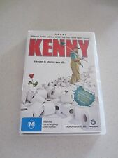 KENNY (A KNIGHT IN SHINING OVERALLS) DVD