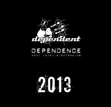 DEPENDENCE Vol. 6 - 2013 CD Skinny Puppy MESH Covenant PRIDE AND FALL