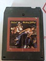 Mickey Gilley - Encore - 8 Track