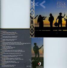 TRADITIONAL FOLK WORLD MUSIC LATVIA (LETTONIE)