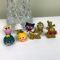 Moshi Monsters Set of 9 - With some Gold Collection