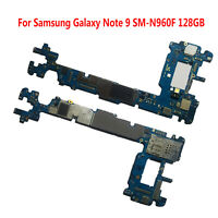 For Samsung Galaxy Note 9 SM-N960F Unlocked 128GB Mobile Phone Main Motherboard
