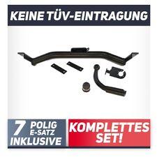 Für Ford Fiesta IV 3/5-Tür Fließheck 96-02 Anhängerkupplung starr+E-Satz 7p