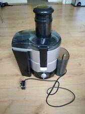 JUICER - Cookworks Signature Whole Fruit Juicer, excellent condition