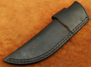 Alistar 21CM Handmade Multi Carry Knife Leather Sheath Bushcraft Camping(0272