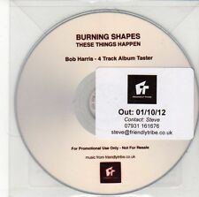 (EE440) Burning Shapes, These Things Happen - 2012 DJ CD