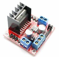 L298N DC Stepper Motor Driver Board Module Dual H Bridge Control Board for Robot