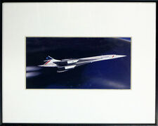Supersonic Countess by Mike Machat - Concord - Framed Mini Print