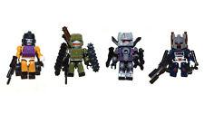 Transformer Kre-o Kre O Transformers Decepticon Bruticus Action Figure Minifig