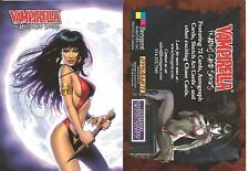 VAMPIRELLA Philly Show Exclusive Promo Card