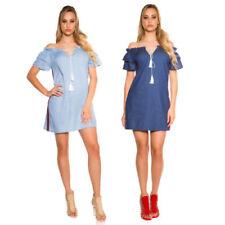 Vestidos de mujer túnica de 100% algodón Talla 36