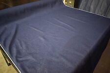 "Indigo Denim Dk.navy Blue 100 Cotton Canvas 8 Oz. Fabric 64"" Chambray Apparel"