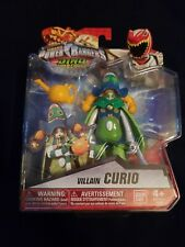 Saban's Power Rangers Dino Super Charge VILLAIN CURIO New NIB