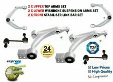 FOR ALFA ROMEO 159 2005-2011 FRONT WISHBONE ARMS + UPPER LH ARM + 2 DROP LINKS
