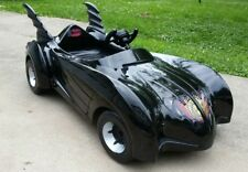 Vintage Batmobile Ride-on Battery Powered Toy - 1997 Excellent Condition!!