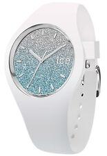 Ice-WATCH montre bracelet Ice Lo Blanc/Bleu M 013429