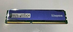 Kingston Hyperx 4GB Memoria (KHX1600C9D3B1/4G)