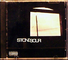 Stone Sour [PA] by Stone Sour (CD, Aug-2002, Roadrunner Records)