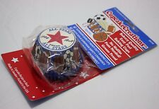 Cupcake Creations Baking cups No Pan needed Sports Ball & Stars 32pcs in 1 pack