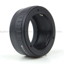 Lens Adapter Suit For Minolta MD Lens to Sony E Mount NEX 5100 A5000 A7R A7II
