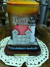 "Lefton Historical American Lighthouse ""Waukegan Lighthouse"" Alaska"