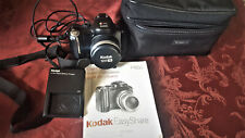 Kodak EasyShare P850 Digital Camera 12X zoom with battery, charger, case, cable