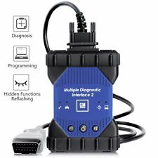 GM MDI 2 Diagnostic And Repairing Tool For Auto ECU Reprogramming With Wifi Card