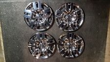 Set Of 4 New 2009 2010 2011 2012 Altima Hubcaps Wheel Covers 53078 Chrome