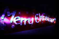 New Flashing light up Merry Christmas Xmas party decoration 18 LED fairy lights