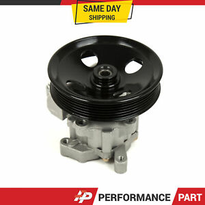 Power Steering Pump for 00-06 Mercedes-Benz S430 S500 S55 AMG 21-5326
