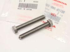 Honda CR 125 250 m tensor de cadena tornillos set bolt adjuster Chain kit cr250