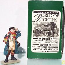 King & Country World Of Dickens Do08 The Royal Mail Carrier Exib