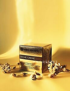 Yves Rocher Cream Regenerating Deep Action RICHE CREME Rose Oil 75ml 42998 gift