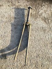 """Pair Of 26"""" Wheel Vintage Bicycle Front Forks For Old Raleigh Rudge BSA Bicycle"""