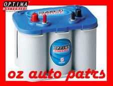 Optima 12V AGMs Batteries