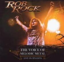 The Voice Of Melodic Metal Live In Atlanta von Rock,Rob (2009)